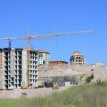 İlçemize yapımı devam eden 2.Etap Toki Konutları ve Devlet Hastanesi