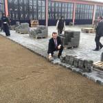 Belediye Başkanımız Sanayi Sitesi İnşaatını İnceledi