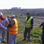 Güldürcek Barajından Gelecek Su İçin Çalışmalar Başladı