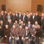 Belediye Başkanımız Kurşunlu Dernekler Birliği Seçimlerine Katıldı