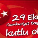 Belediye Başkanımızın 29 Ekim Cumhuriyet Bayramı Mesajı