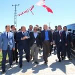"""Vali Vahdettin ÖZCAN, """"Ağaç Bayramı""""na Katıldı"""