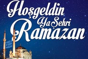 Başkan Şakir Kaymak Ramazan Mesajı Yayınladı
