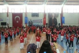 23 Nisan Ulusal Egemenlik ve Çocuk Bayramı Çoşkuyla Kutlandı
