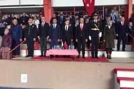 29 Ekim Cumhuriyet Bayramı'nın 95'inci Yılı Coşkuyla Kutlandı